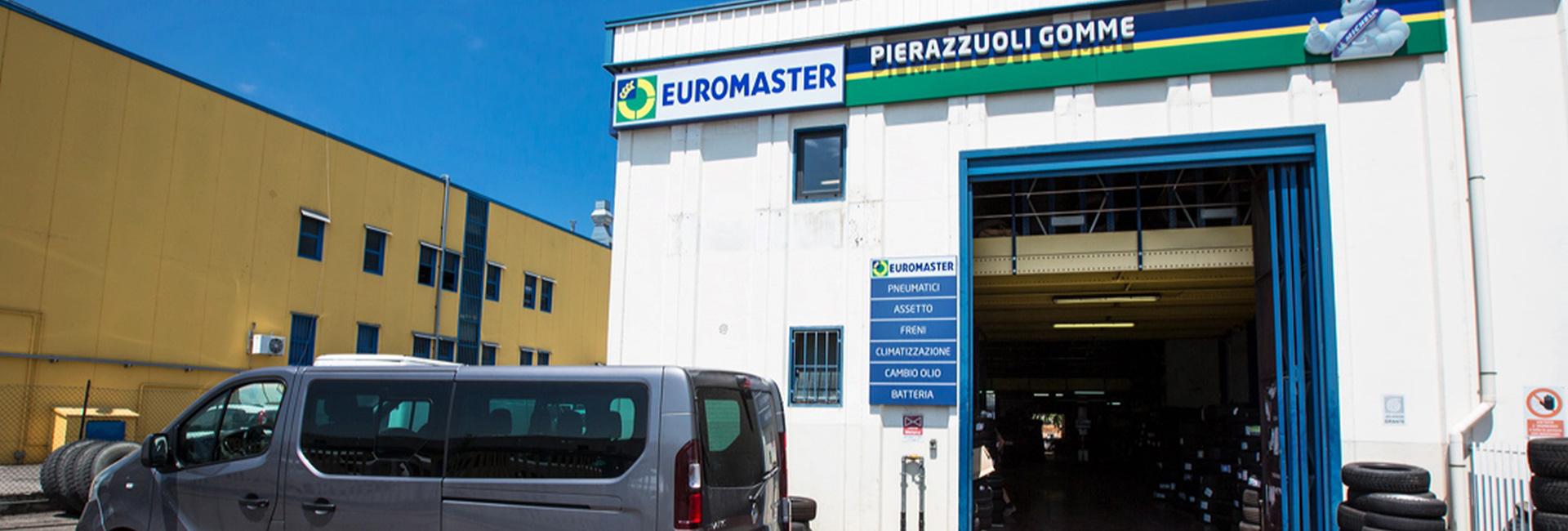 Gommista Euromaster Arezzo